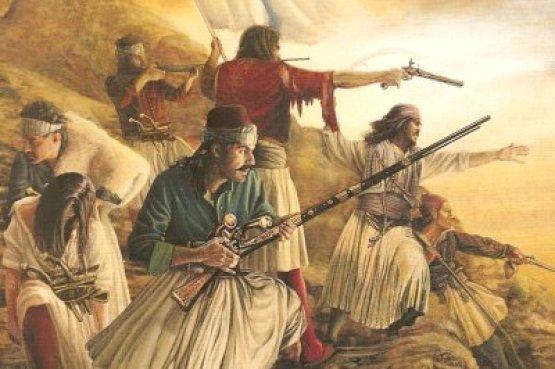 Μάχες Ελλήνων με τους Τούρκους