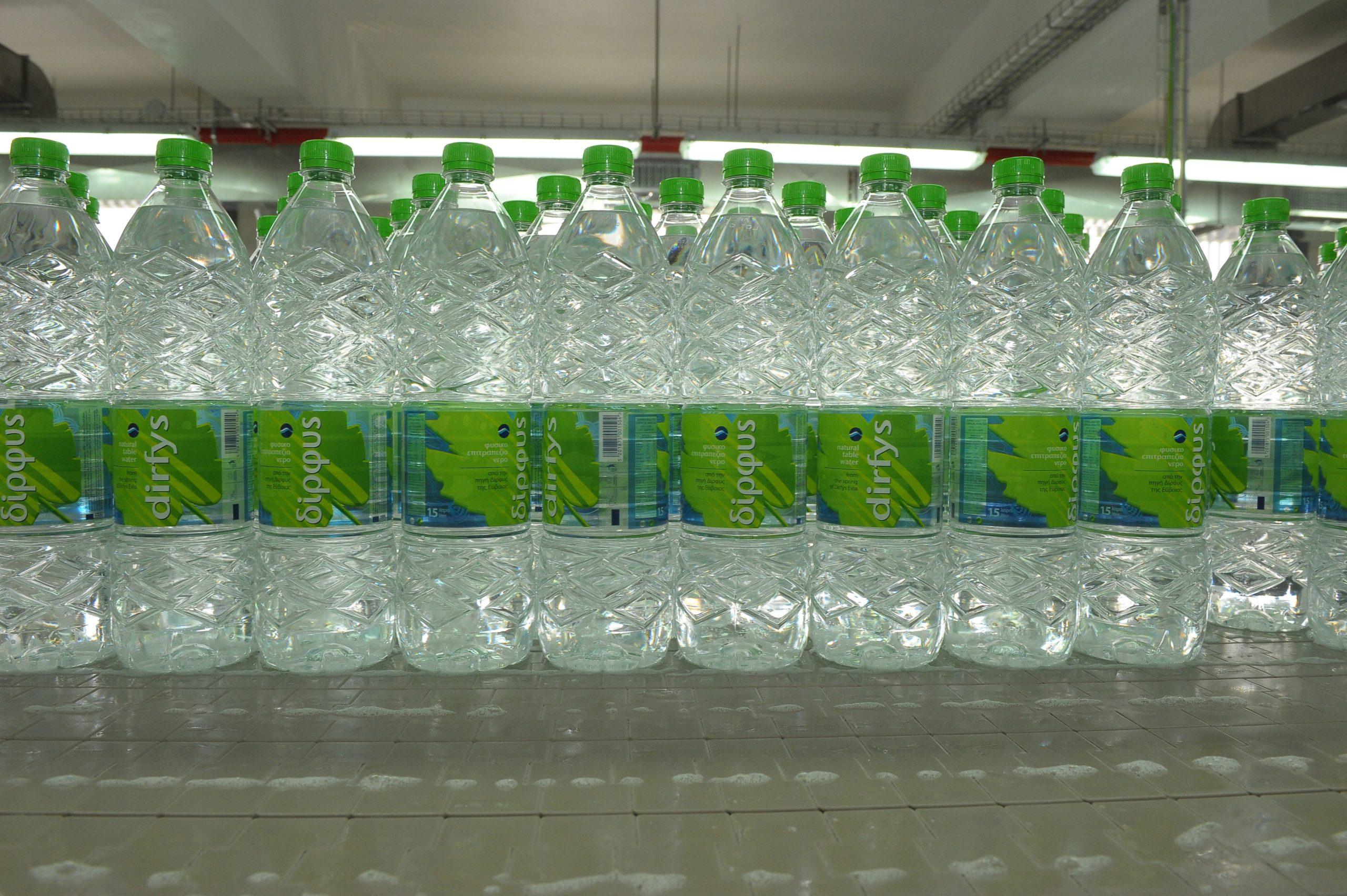 Προσφορά νερού της Δίρφυς ΑΕ