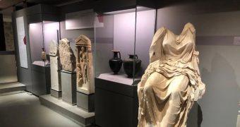 """Αρχαιολογικό Μουσείο Χαλκίδας """"Αρέθουσα"""""""