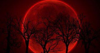 Ματωμένη σελήνη