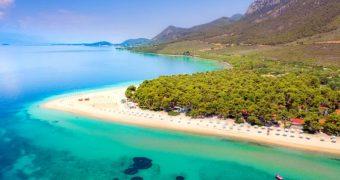 Τρεις παραλίες της Εύβοιας
