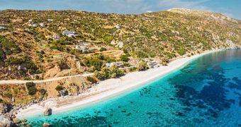 Εύβοια αιγαιοπελαγίτικη παραλία