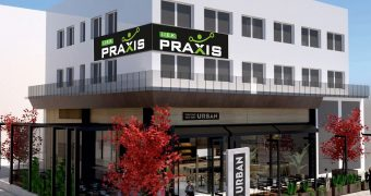 PRAXIS URBAN Café Restaurant Χαλκίδα